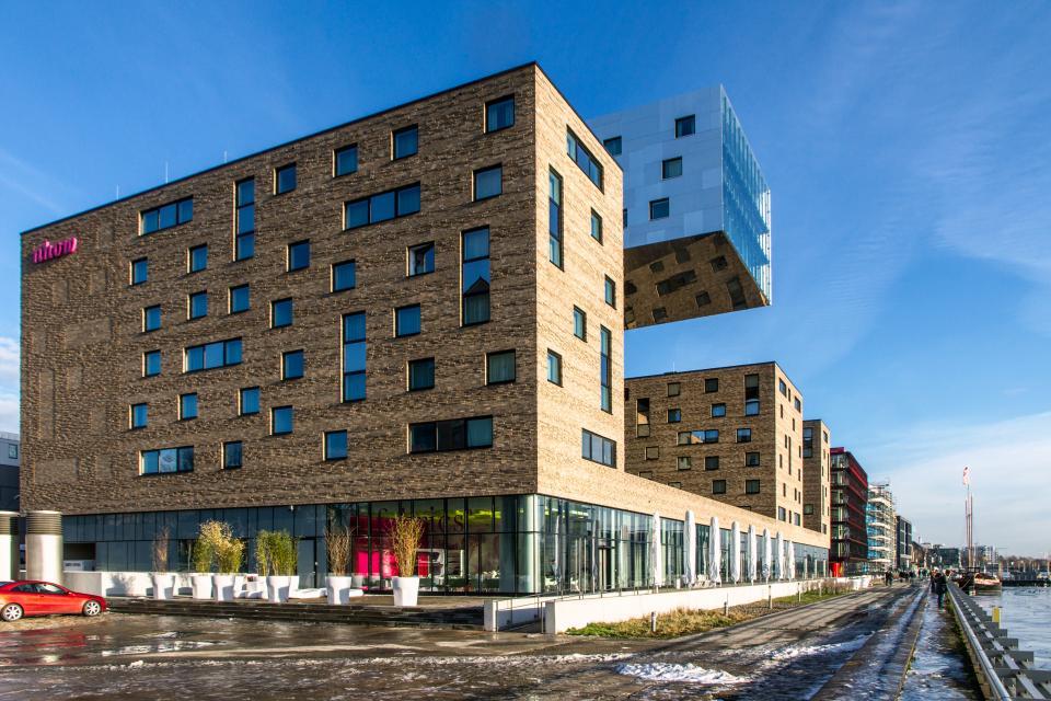 2011 - NHow Hotel, Berlin